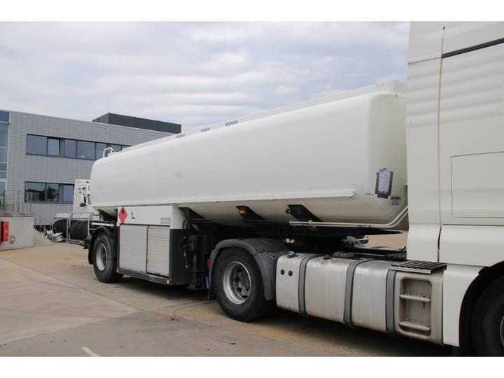 Stokota TANK 25000 L (3 comp.) Diesel/Fuel/Gasoil - 1988