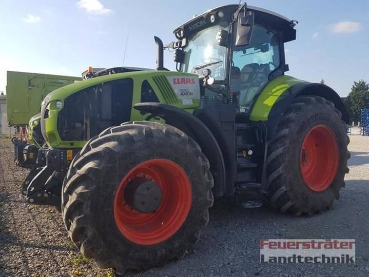 Claas axion 920 cmatic cebis - 2018