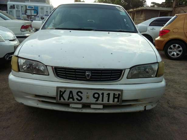 Toyoata 110 KAS 1998 clean buy and drive Kilimani - image 5