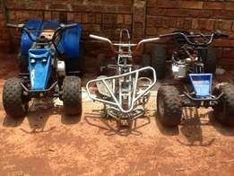 Urgent Scooter and quad spares