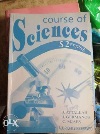 Course of sciences only for 2000