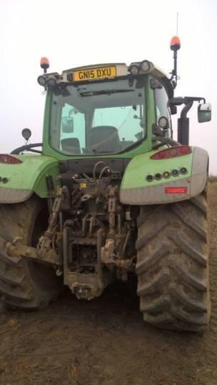 Fendt 716       fnd tractor - 2015 - image 3