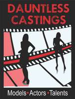 Open Day - Dauntless casting agency - New Faces