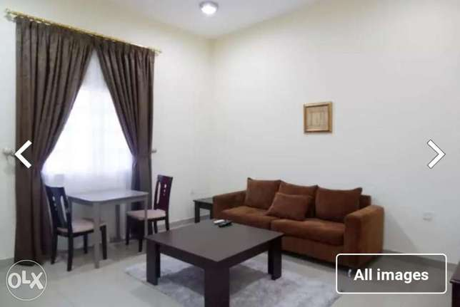 * Limited Offer - Furnished 1 bedroom Apartment Near Qatar univercity