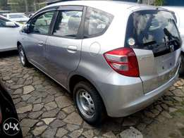 Honda FIT model year 2010 fully loaded,