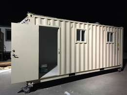 20FT Office Shipping Container