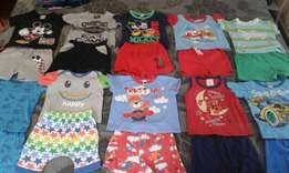 Boys 6-12 months preloved clothes