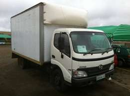 1,2,3,4,6,&8 ton truck available at a low cost.