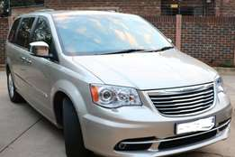 Chrysler Grand Voyager 2.8 Limited A/T