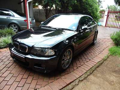BMW E46 M3 >> 2003 Bmw E46 M3 For Sale In Good Condition