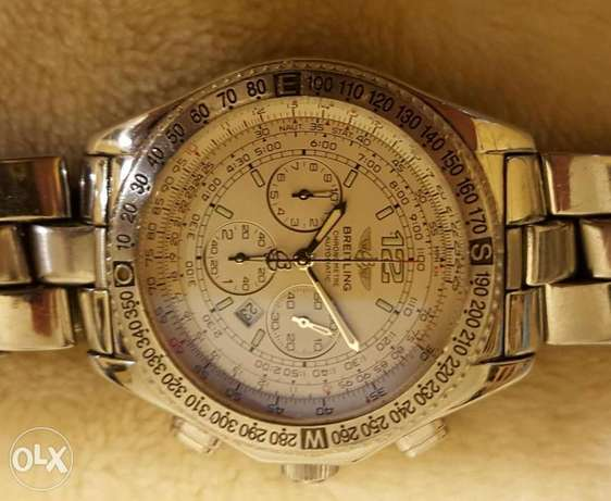 Breitling Collectors Watch.