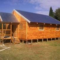 New design wooden house for sale