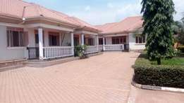 2bedrooms 2bathrooms at 700k in Kisaasi 4units in one fence