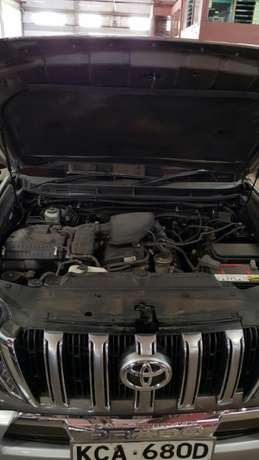 """Toyota Prado In Immaculate Condition"" Industrial Area - image 8"