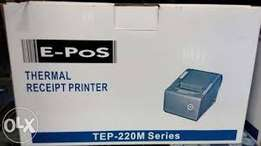 E-pos thermal printer(network) for sale