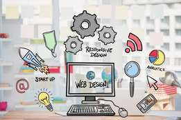 We do Web Creating and Design – Personal and Business (Affordable)