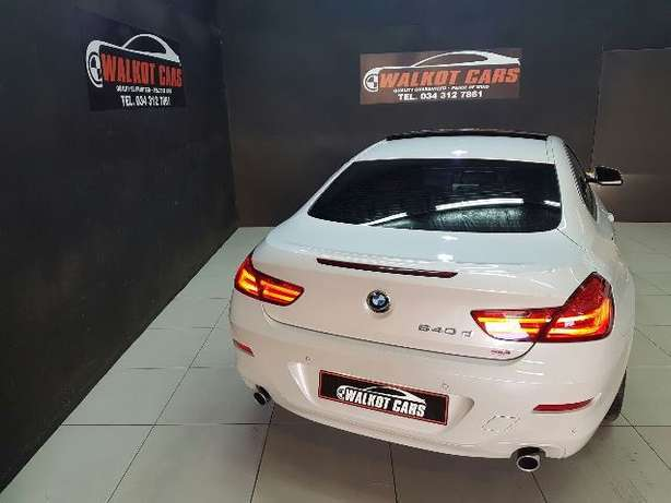 2012 BMW 640D Coupe A/T (F13) Newcastle - image 5