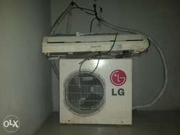 LG Split Unit Air Conditioner 1hp AC