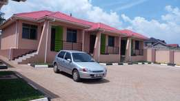 Spacious fully self contained houses near Kyanja on Gayaza road