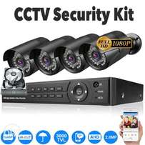 Affordably Cheap and Professional CCTV Cameras Installation