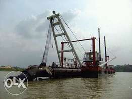 brand new dredgers offer for sale Price is on request