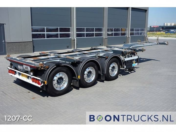 D-tec Flexitrailer Hd *steering Axle*adr* - 2014