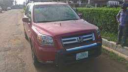 Registered Honda Pilot 2007