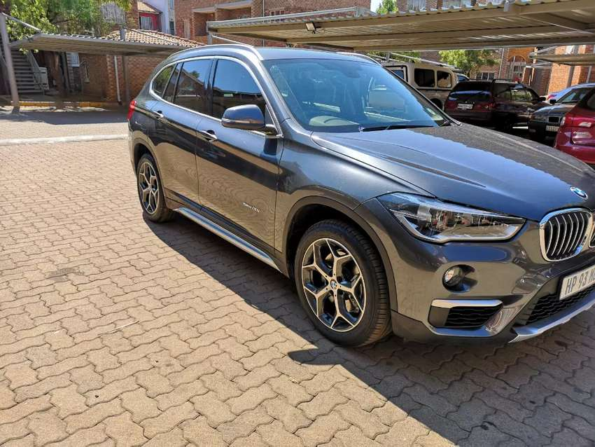 Bmw 2017 Model X 1 Sdrive 20i A T Very Good Condition Cars