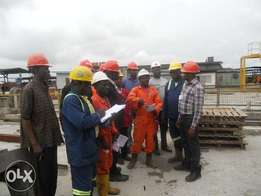 Safe Handling of Chemicals Training in:Abuja, Lagos, Port-Hacourt, etc