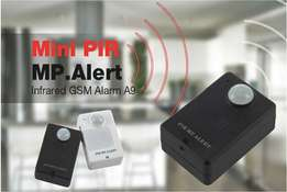 Smart PIR MP Alert A9 Anti-theft Monitor Detector GSM Alarm System for