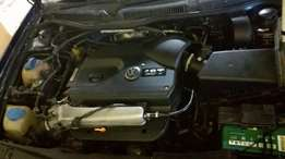 Vw mk4 1.8t 20v engine cover R450