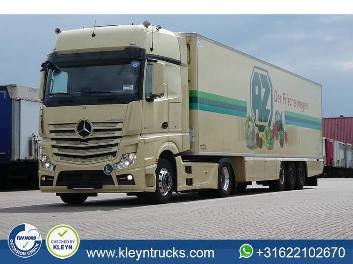 Chereau CSD 3 carrier 1300 d+e - 2011