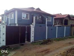 House for sale at ikorodu in a very conducive environment