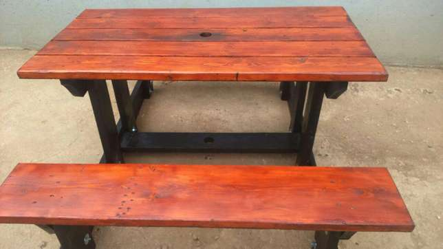 Benches manufactured from R1400 Soshanguve - image 2
