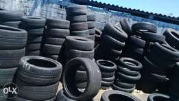 Second Hand Tyres R50.00