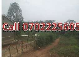 Well priced 100 by 100ft plot for sale in Namugongo-Bukerere at 15m