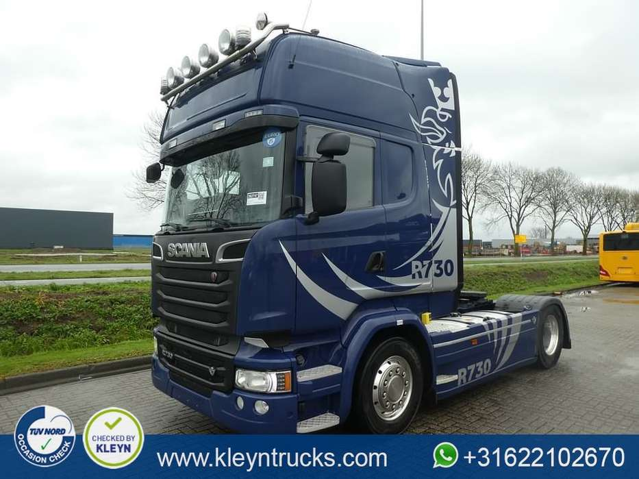 Scania R730 4x2 full options - 2015