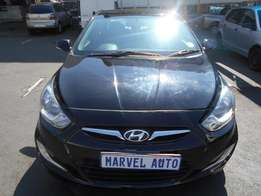 2011 Hyundai Accent 1.6 For R95,000