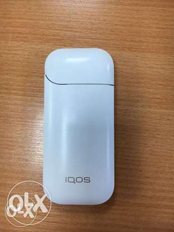 IQOS 2.4 Pocket Charger, White