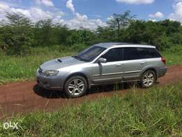 Subaru Outback on sale and well maintained