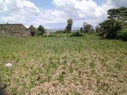 80' X 120' Vacant plot for sale in Manyani Estate