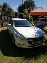 Peugeot 508 Allude for sale