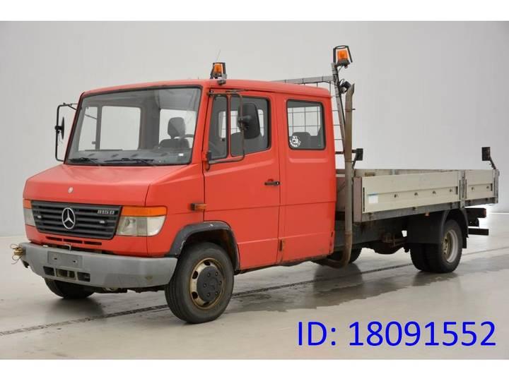 Mercedes-Benz Vario 815D - 2000