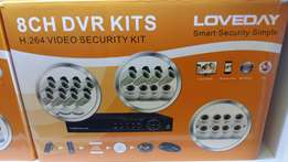 For all your alarms and cctv needs