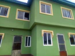 New upstair 3 bedroom flat for rent at abijo ajah lekki