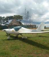 two passanger small plane on sale in kenyan registration and operating