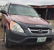 Neatly used 2004 Honda CR-V in perfect condition
