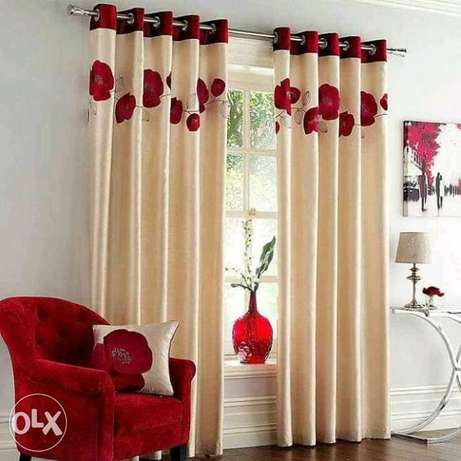 Online curtain shop