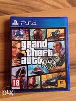 PS4 Grand Theft Auto 5 completely clean