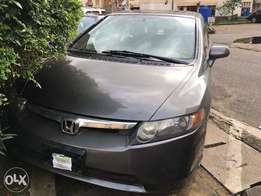 Very clean 2007 Honda Civic in a very good condition